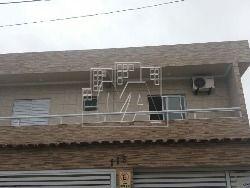 casa de condomínio fechado nova pertinho da av Kennedy bairro Guilhermina sendo 2 dormitório 1 suite 1 vaga de garagem a 50 metros da avenida Kenne...