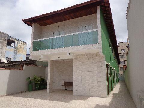 Casa Sobreposta em Praia Grande
