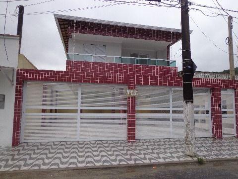 Casas Sobreposta em Condominio em Praia Grande