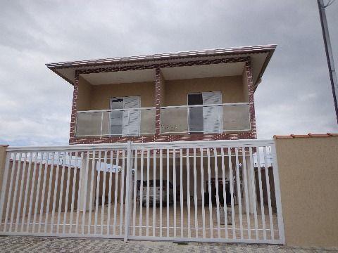 Casa Sobreposta em Condomínio em Praia Grande