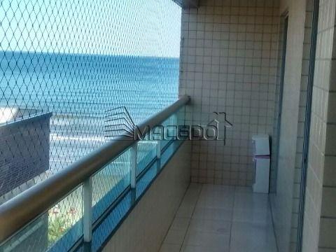 lindo apartamento vista mar