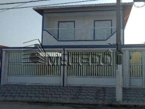 Casa sobreposta Praia Grande