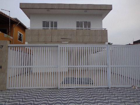 Ótima casa Sobreposta em Praia Grande