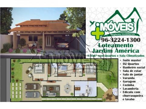 Casa no Jardim América - Oportunidade