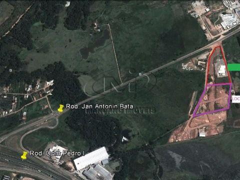 Ótimas áreas industriais em excelente localização