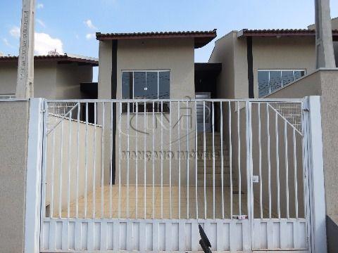 Casa NOVA com 2 dormitórios