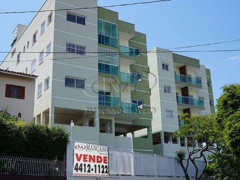 Ótimo apartamento NOVO com 2 dormitórios no centro de Atibaia