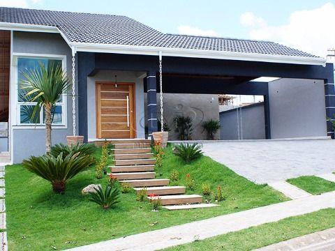 Maravilhosa casa em residencial alto padrão em Atibaia
