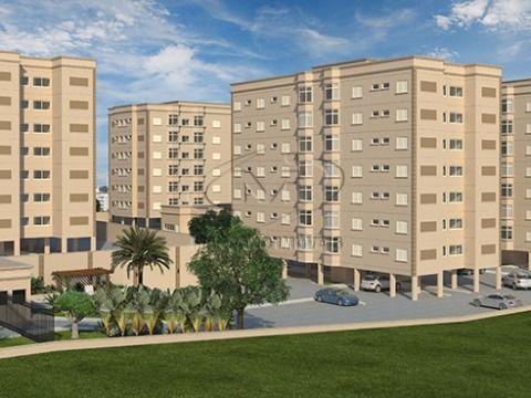 Apartamento NOVO com 1 dormitório em excelente localização