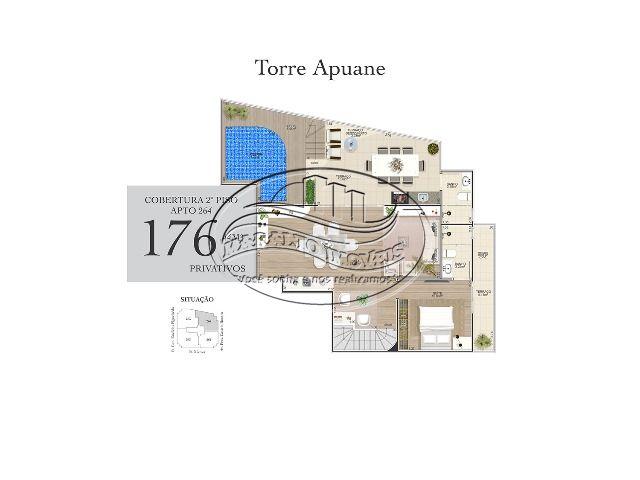 APUANE_COBERTURA_2 PISO_ APT 264