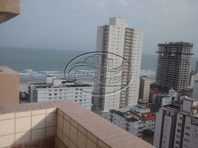 Lindo apartamento com vista para o mar na Aviação em Praia Grande SP.
