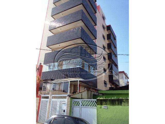 Apartamento de dois dormitórios em Praia Grande sp
