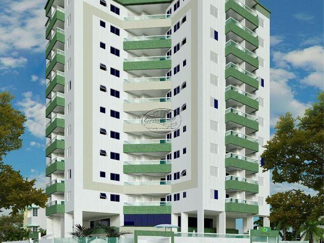 Apartamento Novo na Guilhermina em Praia Grande SP.