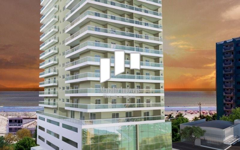 Apartamento Novo no Canto do Forte em Praia Grande SP.