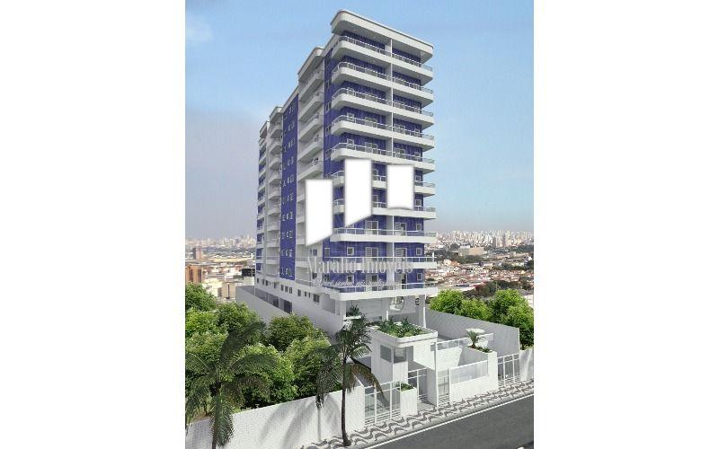 Apartamentos no Canto do Forte em Praia Grande SP.