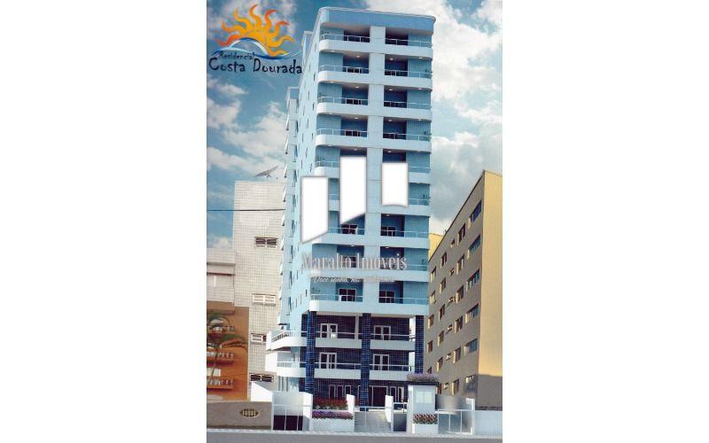 Apartamentos novos direto com a construtora no Caiçara em Praia Grande