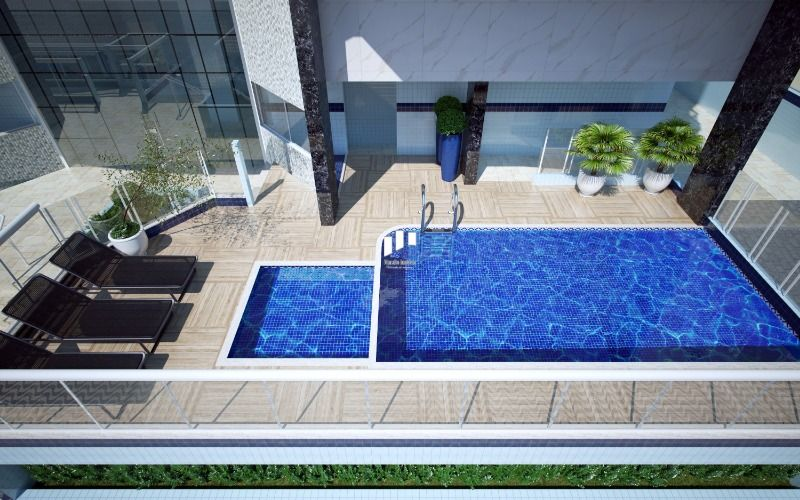 Viamar II piscina v04