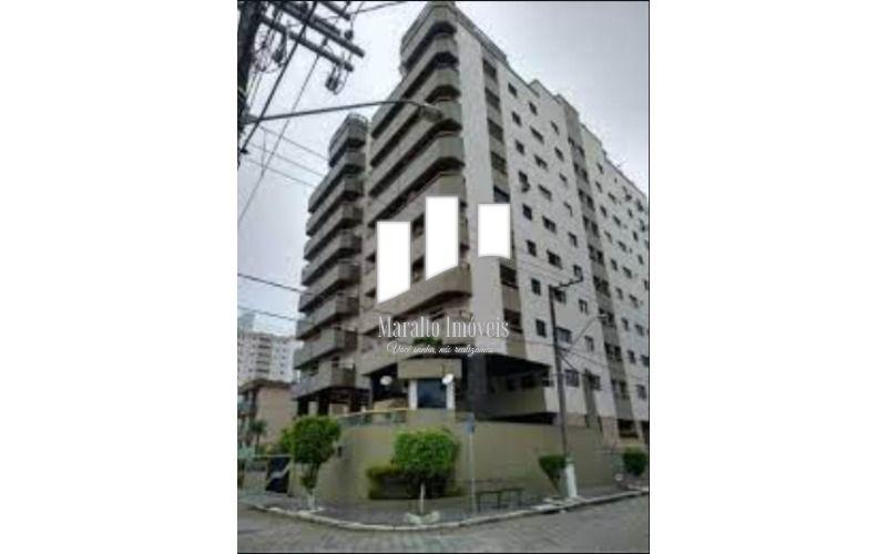 Apartamento de 01 Dormitório Com todo lazer , Aceita financiamento Vila Tupi Praia Grande SP.