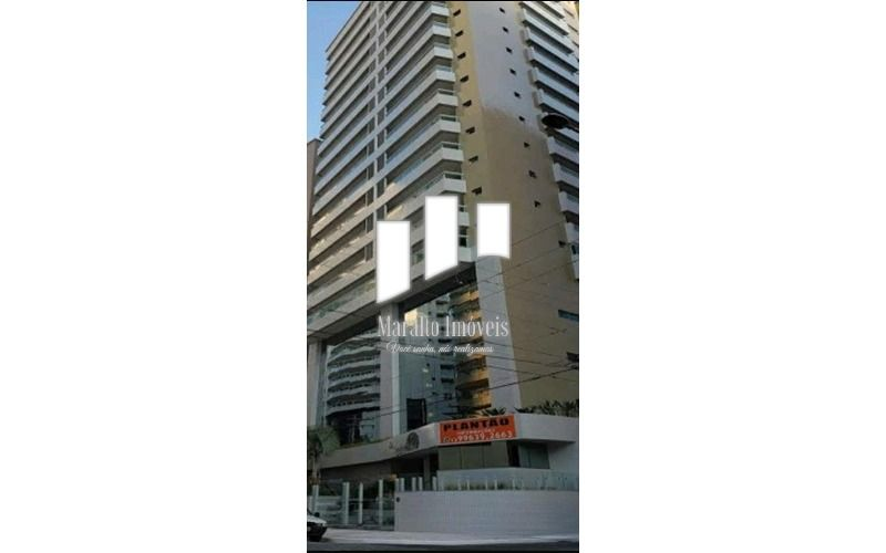 Apartamento Canto do Forte de 96,00m² Aceita Financiamento Bancário Praia Grande S/P.