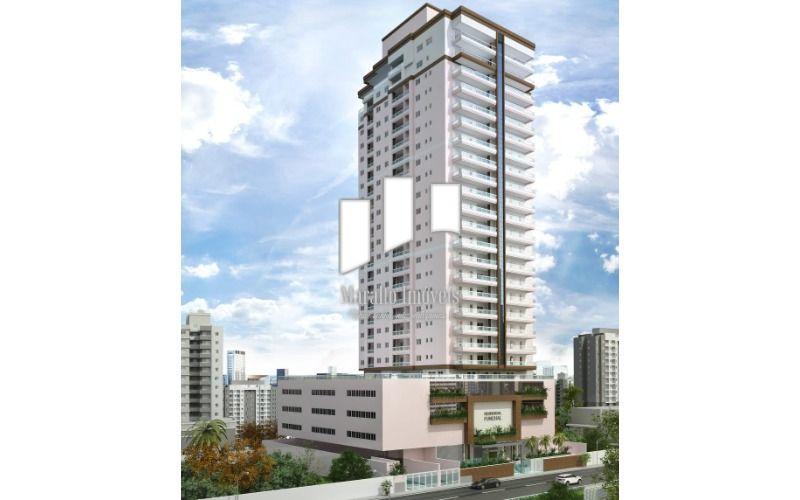 Apartamento de 03 dormitórios,126m² Previsão de entrega novembro 2023 Guilhermina Praia Grande S/P.