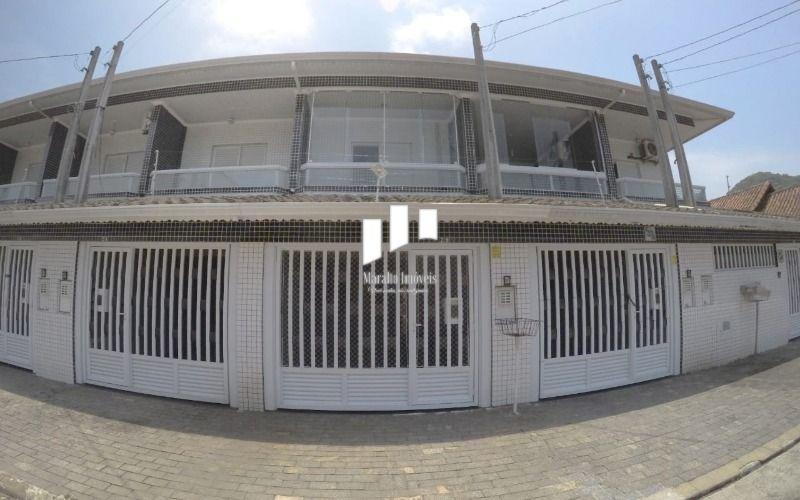 Sobrado Canto do forte próximo a área Militar136m2Aceita financiamento Bancário Praia Grande S/P.