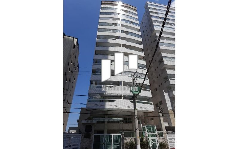 Apartamento Residencial Porto Novo Vila Guilhermina, Praia Grande - São Paulo