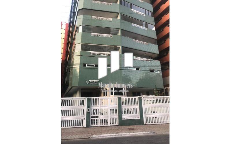 Apartamento de 2 dormitórios no Canto do Forte em Praia Grande SP.