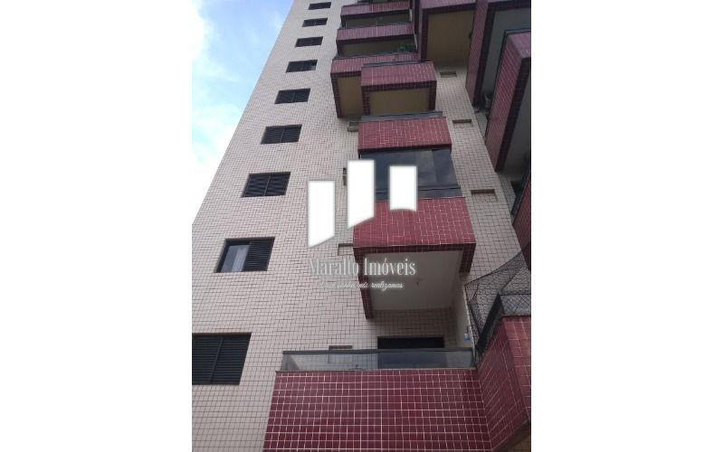 *Apartamento Canto do forte em Praia Grande aceita financiamento Bancário.