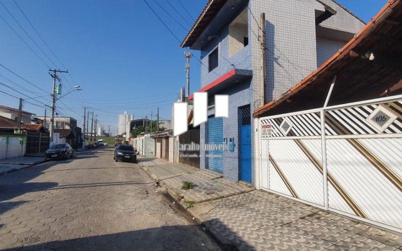 *Casa Ótima Localização Tude Bastos Praia Grande. Aceita Financiamento.