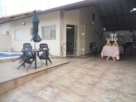 Casa com piscina Itanhaém
