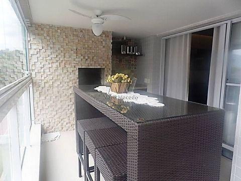 APARTAMENTO À VENDA – RIVIERA DE SÃO LOURENÇO – ÁREA ÚTIL – 124 m²