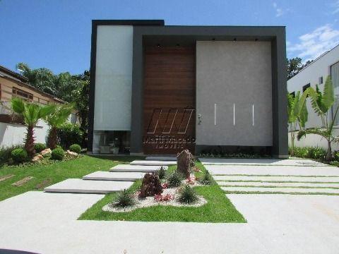 Excelente Casa 5 suítes – Recém construida - Módulo 18