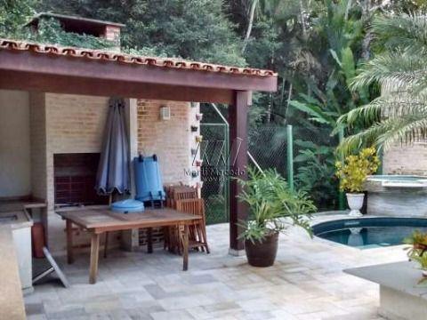 Casa Térrea com piscina  e espaço gourmet