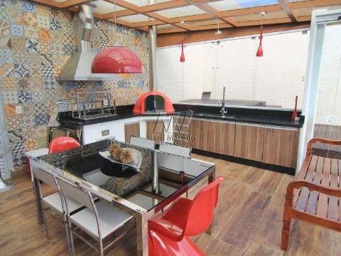 Cobertura penthouse em Riviera com 241 m²