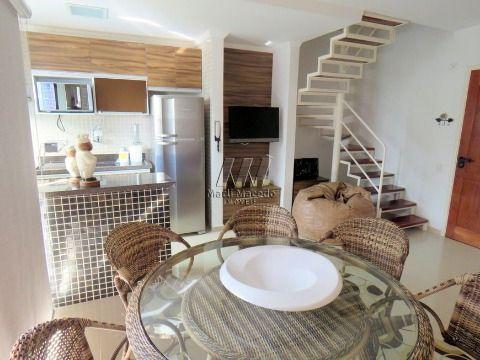 Apartamento duplex em Riviera
