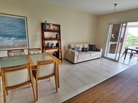 Apartamento novo, decorado, ao lado da Riviera de São Lourenço