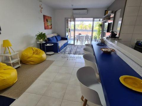 Apartamento aconchegante e bem decorado , ao lado da Riviera de São Lourenço