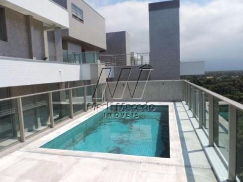 COBERTURA NO MÓDULO 7 – BELÍSSIMA VISTA - Alto padrão, prédio novo, 316,25 m², 4 suites , 4 vagas, WC de empregados, lavabo, banheiro social,sala p...