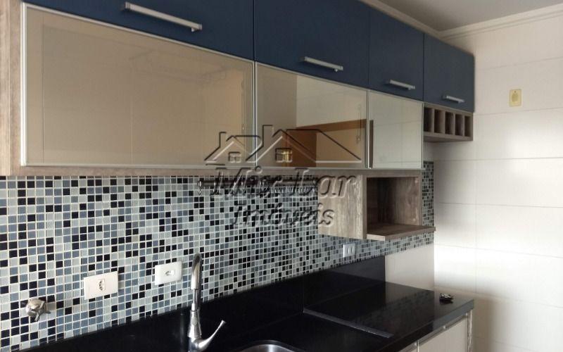 REF: 166408 -Apartamento no Bairro do Quitaúna - Osasco SP