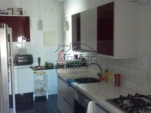 Apartamento no Bairro do Tamboré - Santana de Parnaíba SP, com 133 m²