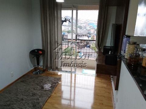 Apartamento no Bairro do Jardim Bussocaba - Osasco SP, com 47 m²