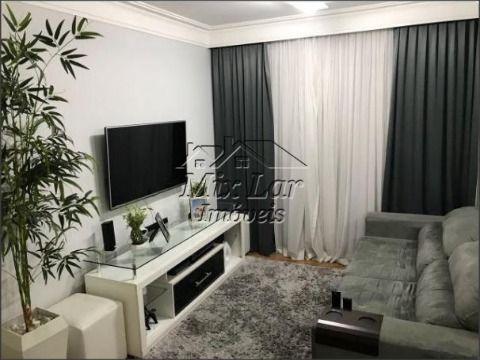 Apartamento no Bairro do KM 18 - Osasco SP, com 70 m²