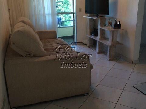 Apartamento no Bairro do Jardim Veloso - Osasco SP, com 57 m²