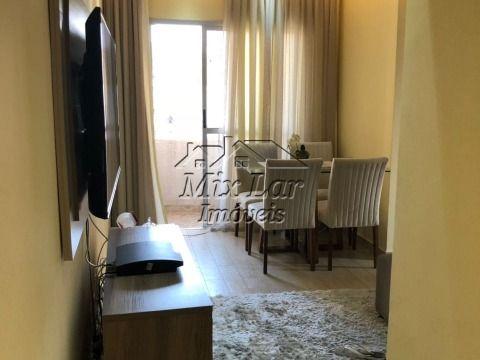 REF: 166799 - Apartamento no Bairro do  Bela Vista - Osasco SP