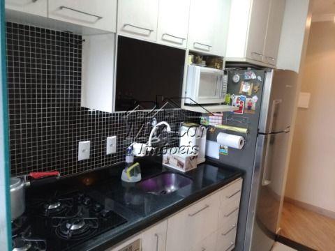 REF: 166802 -Apartamento no Bairro Santa Maria - Osasco SP