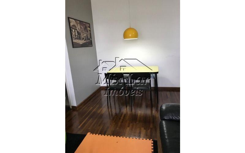 REF: 166803 - Apartamento no Bairro do Jardim Umuarama - Osasco SP