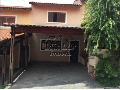 REF: 166829 - Casa Sobrado no Bairro São Pedro - Osasco - SP