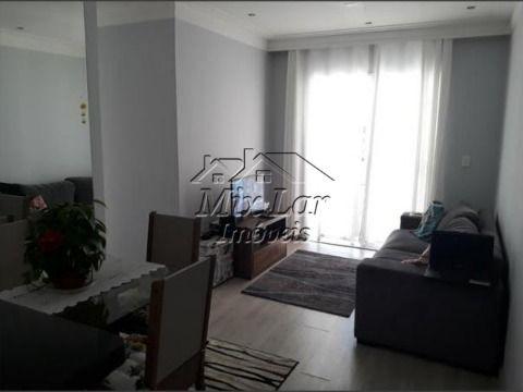REF: 166832 - Apartamento no Bairro do Jardim Umuarama - Osasco SP