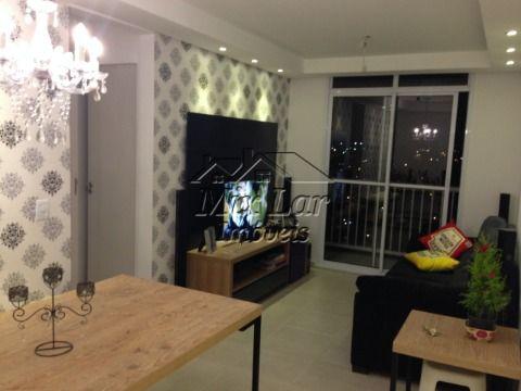 REF: 166836 - Apartamento no Bairro do Jardim Cirino - Osasco SP