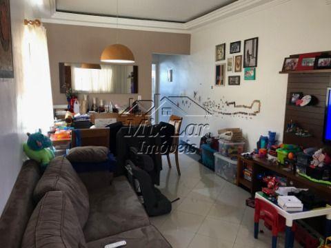 Ref: 166840 - Casa Sobrado no bairro do Bela Vista - Osasco - SP